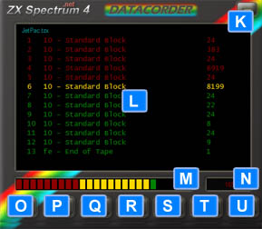 Spectrum Cassette Tape Deck Emulator